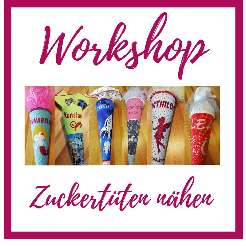 Workshop Zuckertüte nähen